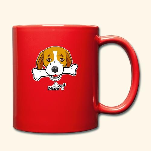 Nice Dogs Semolino - Tazza monocolore