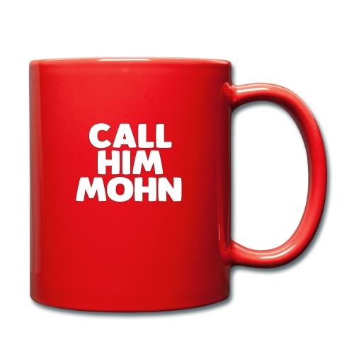 CallHimMohn - Tasse einfarbig