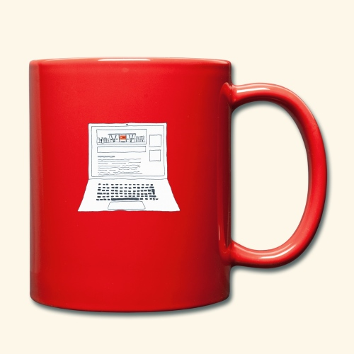 Laptop 20CENT Retail - Mug uni