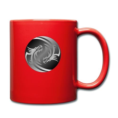 Yin Yang Dragon - Full Colour Mug