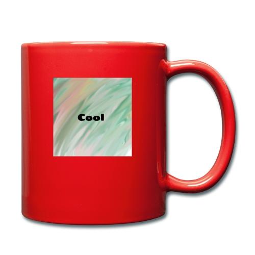 Cool - Tasse einfarbig