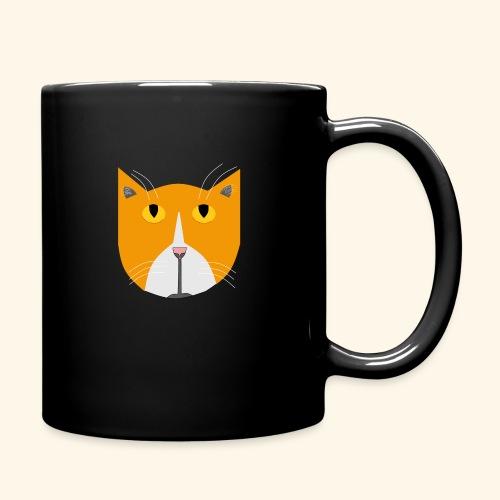 Hieno kissa - Yksivärinen muki