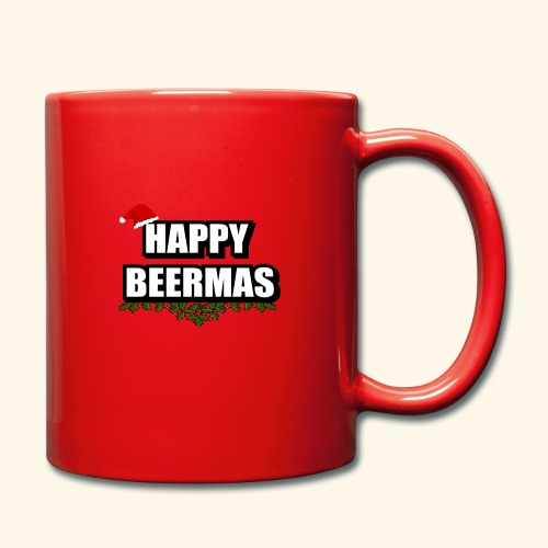 HAPPY BEERMAS AYHT - Full Colour Mug