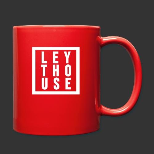 LEYTHOUSE Square white - Full Colour Mug