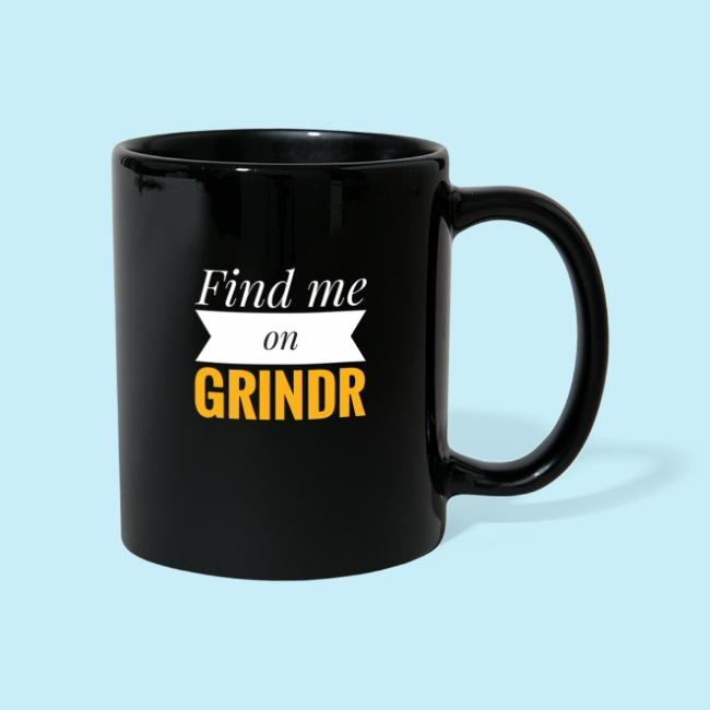 Trouve moi sur Grindr