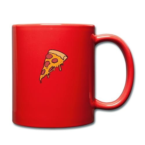Pizza - Taza de un color