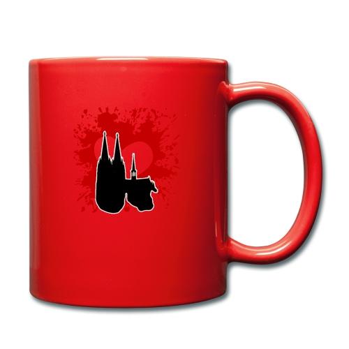 Koelle Love - Tasse einfarbig