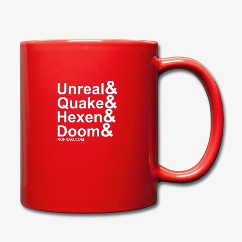 Unreal&Quake&Hexen&Doom - Mug uni