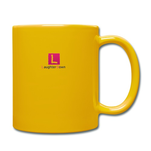 laughterdown official - Full Colour Mug