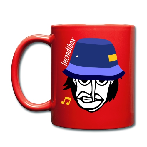 BUCKET HAT FACE - Mug uni