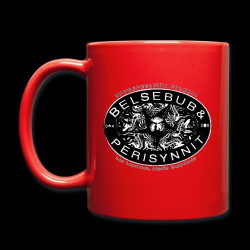 Belsebub&Perisynnit - Yksivärinen muki