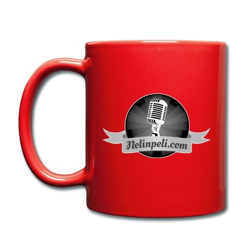 Nelinpelin logo MV - Yksivärinen muki