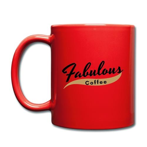 Kaffeetasse fabulous - Tasse einfarbig