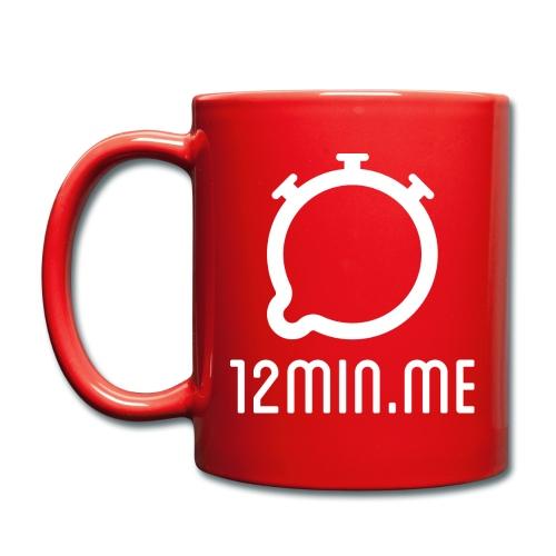 12minme_brand_white - Full Colour Mug