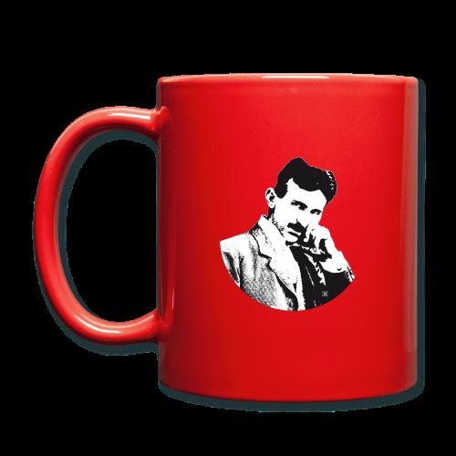 Nikola Tesla - Taza de un color
