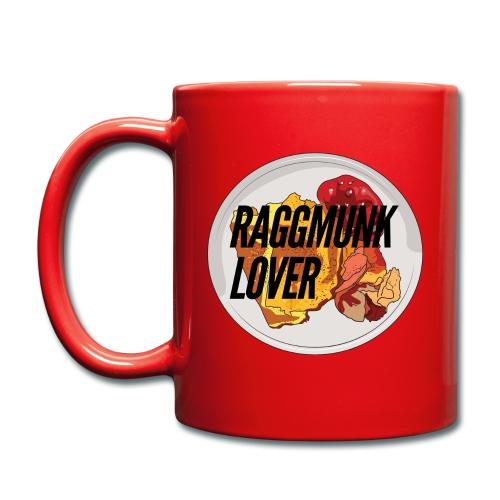Raggmunk - Lover - Enfärgad mugg