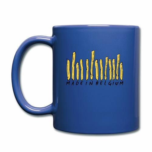 Made In Belgium Frites - Mug uni