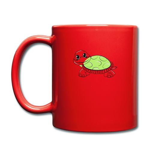 Schildkröte - Tasse einfarbig