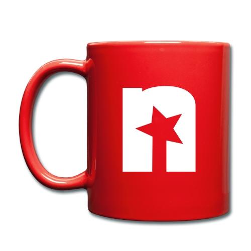 Nerdtalk N-Logo - Tasse einfarbig