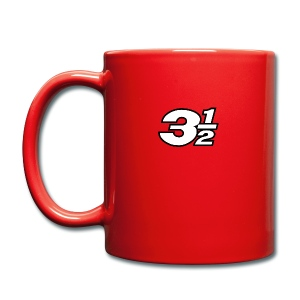 Three and a Half Logo - Full Colour Mug