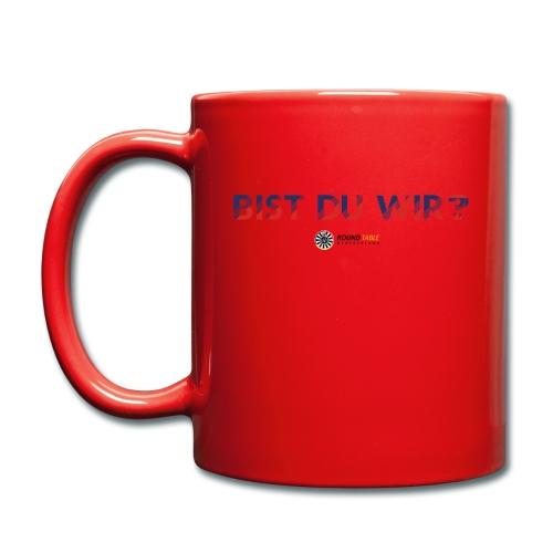 bistduwir - Tasse einfarbig