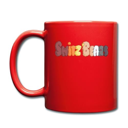 Switz'Bears logo lettre poilue - Mug uni