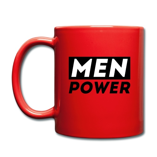 MEN POWER - Tasse einfarbig