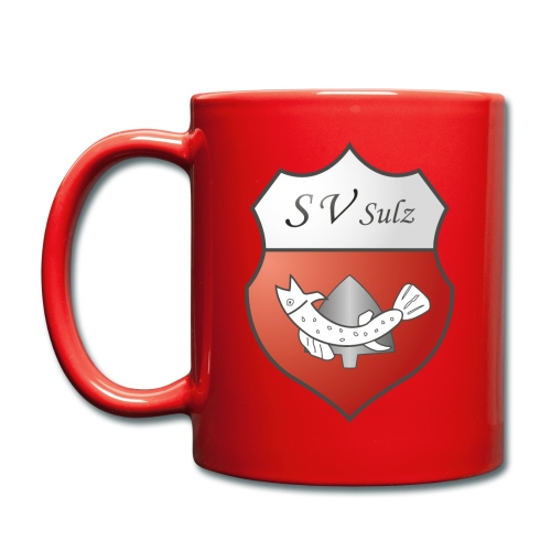 SVS Logo 3D - Tasse einfarbig