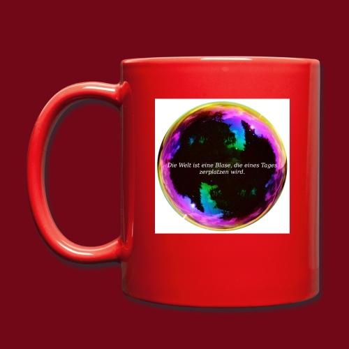 Blase - Tasse einfarbig