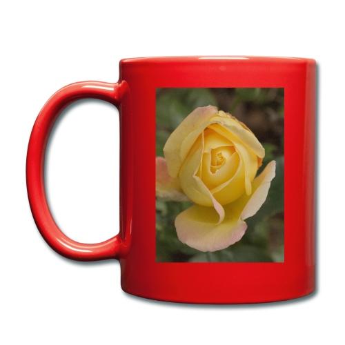 Róża - Kubek jednokolorowy