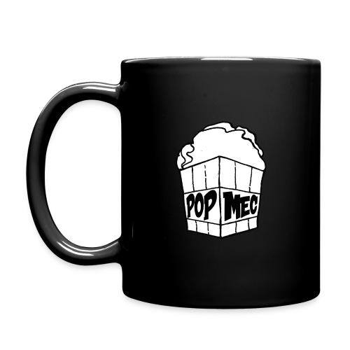 PopMeC logo - Full Colour Mug
