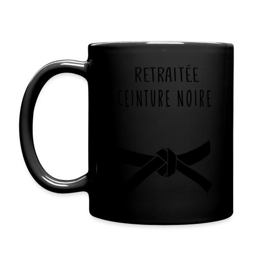RETRAITEE CEINTURE NOIRE - Mug uni