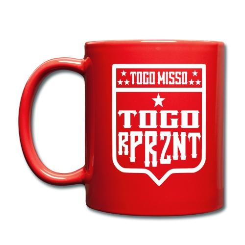TOGO RPRZNT BLASON - Mug uni