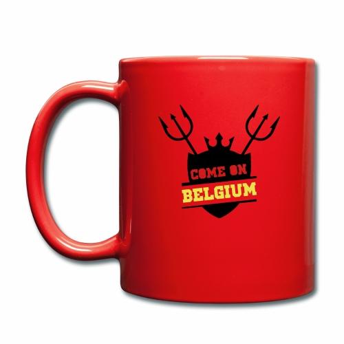 Come On Belgium - Mug uni