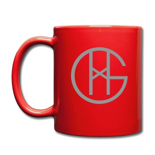 Hookgrip logo black - Ensfarget kopp