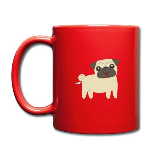 VHP Dog Pooper - Ensfarvet krus