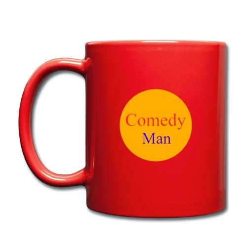 comedy man logo - Mok uni