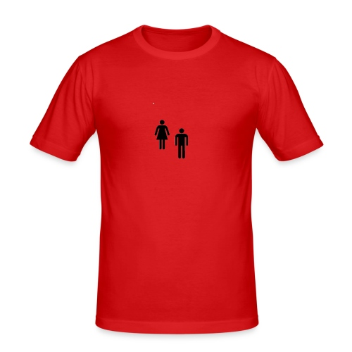 _dutzenware - Männer Slim Fit T-Shirt