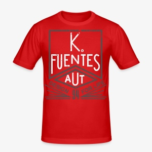 Malboentes - Männer Slim Fit T-Shirt