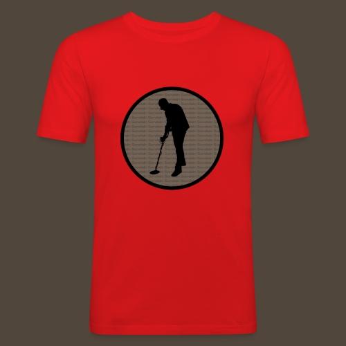 Sondeln - Männer Slim Fit T-Shirt