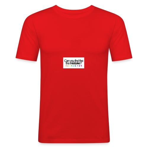 406398_335623323137942_174207815946161_1021158_160 - Slim Fit T-skjorte for menn