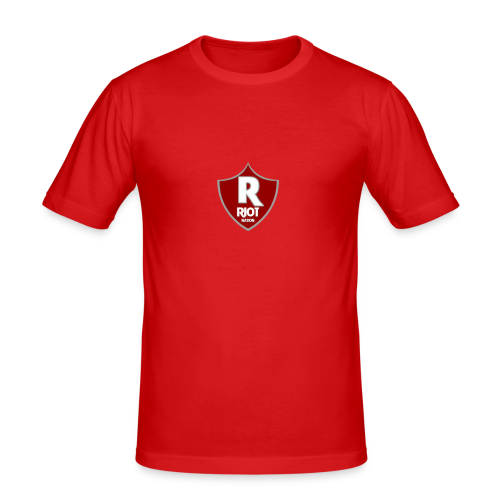 RioT Nation - Männer Slim Fit T-Shirt