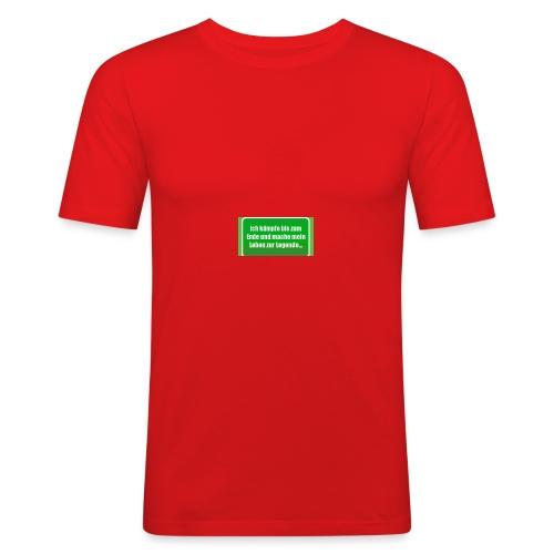 legend - Männer Slim Fit T-Shirt