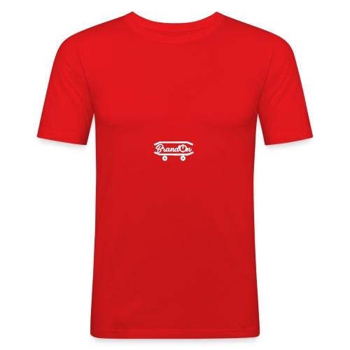 brandon - T-shirt près du corps Homme