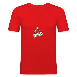 Lumberjacks Logo - Slim Fit T-shirt herr