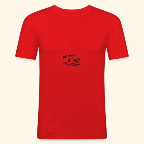 Classic - T-shirt près du corps Homme