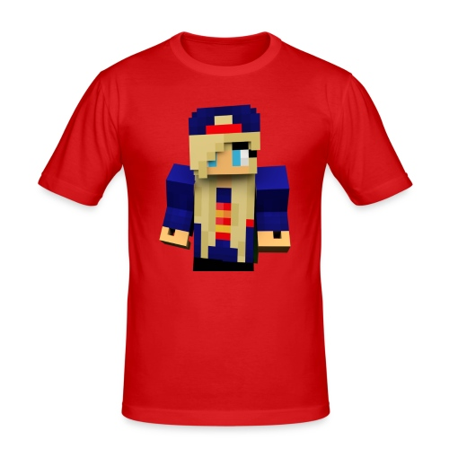 Skin - Männer Slim Fit T-Shirt