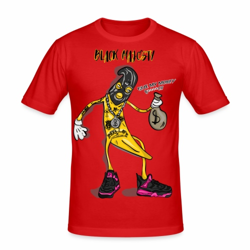 BANANA O.G - T-shirt près du corps Homme