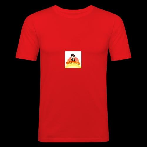 Good Morning - Männer Slim Fit T-Shirt