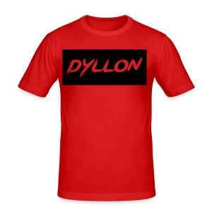 dyllonUntitled-1 - Men's Slim Fit T-Shirt
